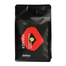 Dobra Etiopia Sidama Daye Bensa Shantawene Black Honey FIL 250g, kawa ziarnista (outlet)