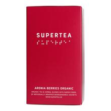 Teministeriet - Supertea Aronia Berries Organic - Herbata 20 Torebek