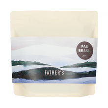 Father's Coffee Brazil PauBrasil Natural ESP 300g, kawa ziarnista (outlet)