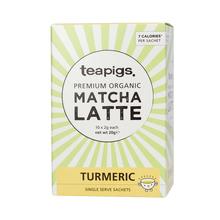 teapigs Matcha Turmeric Latte