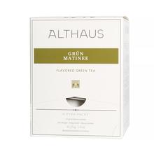 Althaus - Grun Matinee Pyra Pack - Herbata 15 piramidek