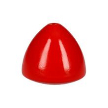 Comandante Standard Knob - Drewniana gałka standard - Czerwony