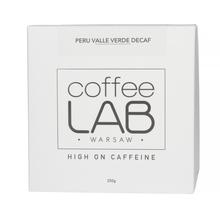 Coffeelab - Peru Valle Verde Decaf - Kawa bezkofeinowa