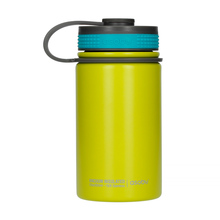 Asobu Mini Hiker Water Bottle 355ml Lime (outlet)