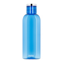 Asobu - Flip Side Water Bottle Niebieska - Butelka 700 ml