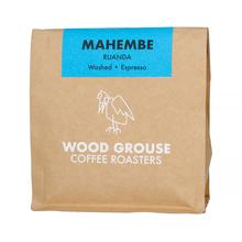 Wood Grouse - Rwanda Mahembe Espresso