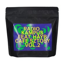 HAYB  x Radio Kampus - Cafe Sztosy vol. 2 - Kenia Kii AB Filter