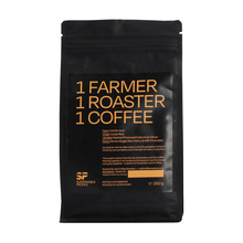 April Coffee Sustainable Costa Rica Volcan Azul Washed OMNI 250g, kawa ziarnista (outlet)