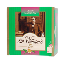 Sir William's - Green Maracuya - Herbata 50 saszetek (outlet)