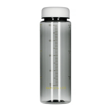 Barista & Co - Timer Measure Water Bottle White - Butelka