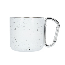 Asobu - Campfire Mug Biały - Kubek 360 ml