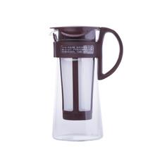 Hario - Mizudashi Coffee Pot Mini - Brązowy (outlet)