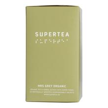 Supertea Mrs Grey Organic (20 saszetek) (outlet)