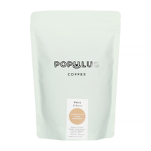 Populus Coffee - Peru El Cerro Filter