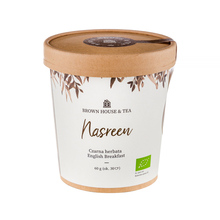 Brown House & Tea - Nasreen - Herbata sypana 60g