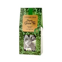 Vintage Teas Organic Green Tea - 20 torebek
