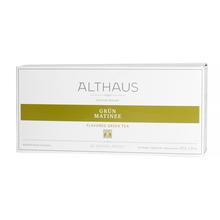 Althaus - Grun Matinee Grand Pack - Herbata 20 dużych saszetek