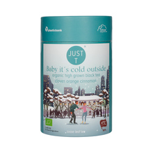 HERBATA MIESIĄCA: Just T - Baby It is Cold Outside - Herbata sypana 125g