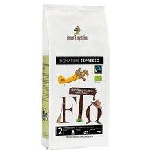 Johan & Nyström - Espresso Fairtrade FTO 500g (outlet)