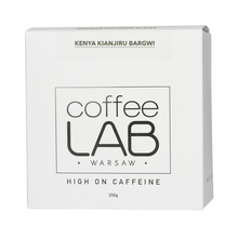 Coffeelab Kenia Kianjiru Bargwi 250g, ziarno (outlet)