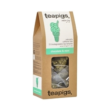 teapigs Chocolate & Mint 15  piramidek