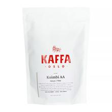 Kaffa Kenya Koimbi AA Muranga SL28 & SL34 Washed FIL 250g, kawa ziarnista (outlet)
