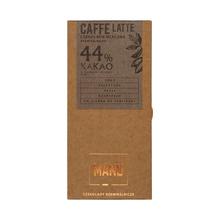 Manufaktura Czekolady - Czekolada 44% z ziarnami palonej kawy - Caffe Latte