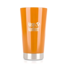 Klean Kanteen Insulated Tumbler Canyon Orange 473ml - Pomarańczowy