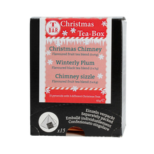 Mount Everest Tea - Christmas Tea-Box - Herbata 15 piramidek