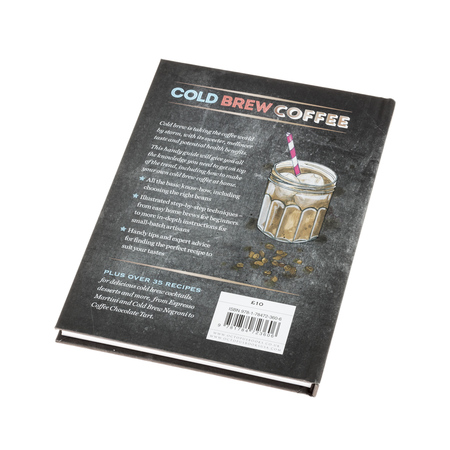 Książka Cold Brew Coffee - Chloe Callow