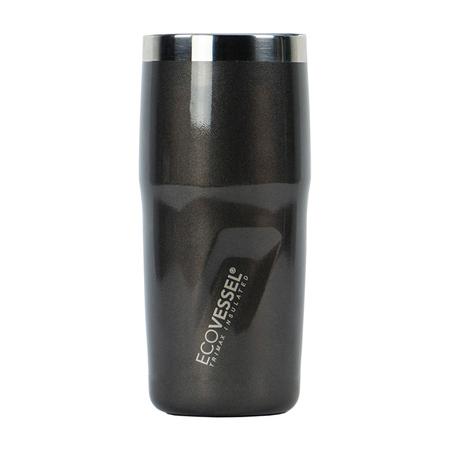 EcoVessel potrójnie izolowany kubek METRO Gray Smoke 473 ml (outlet)