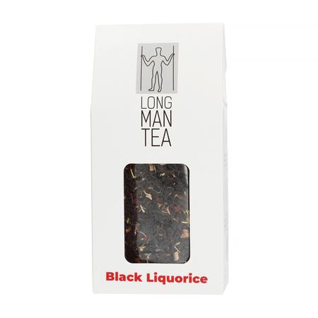Long Man Tea - Black Liquorice - Herbata sypana - 80g