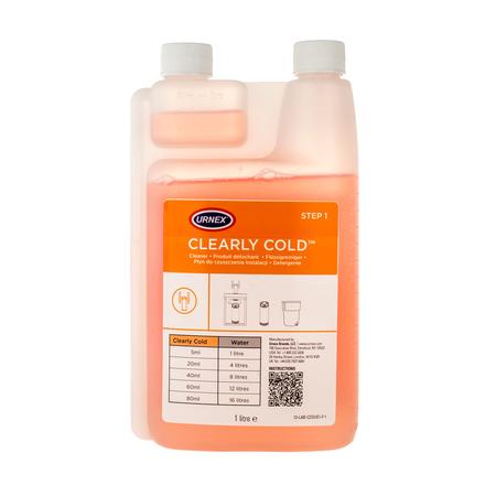 Urnex Clearly Cold - Płyn do czyszczenia zaparzaczy cold brew - 1l