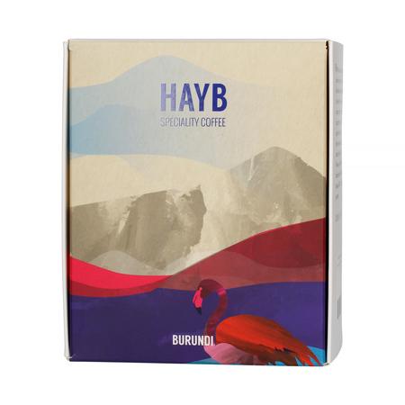 HAYB - Burundi Benga