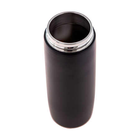 Asobu - 5th Avenue Coffee Tumbler Black - Kubek termiczny 390ml