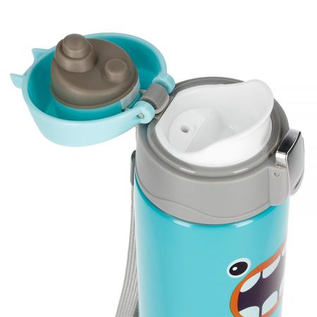 Asobu - Peek-a-Boo Turkusowy - Butelka termiczna 200 ml