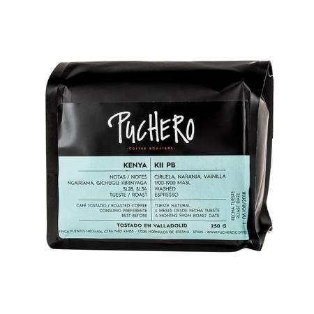 Puchero - Kenya Kii PB Espresso