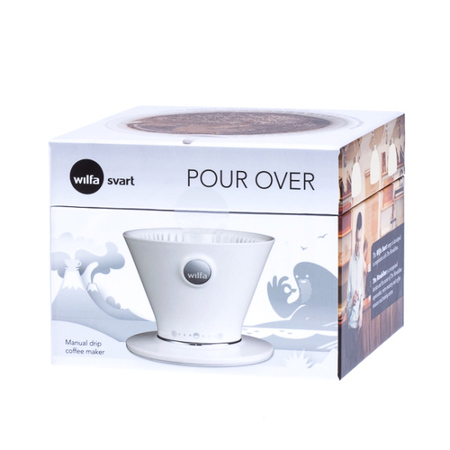 Wilfa Pour Over White - WSPO-W - Biały Dripper
