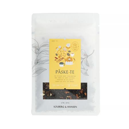Solberg & Hansen - Herbata sypana - Paske-Te