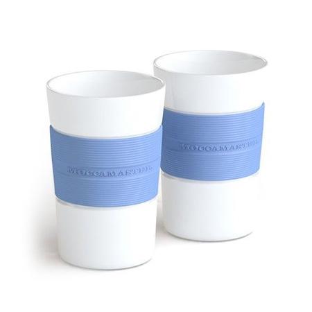 Moccamaster - 2 Kubki 200ml - Pastel Blue