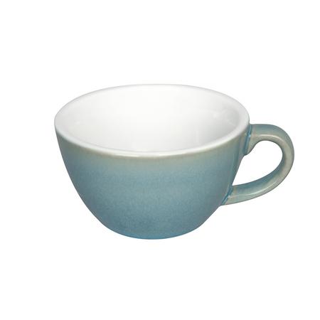 Loveramics Egg - Filiżanka i spodek Flat White 150 ml - Ice Blue