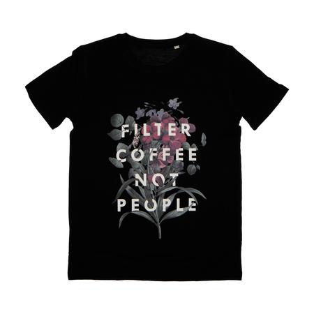 Department of Brewology - Koszulka Filter Coffee Not People - Unisex S