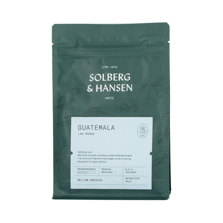 Solberg & Hansen - Guatemala Las Minas