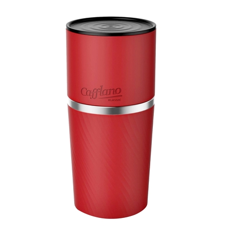 Cafflano Klassic All in One Coffee Maker - Czerwony (outlet)