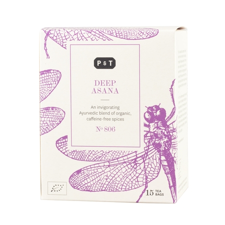 Paper & Tea - Deep Asana - 15 saszetek (outlet)