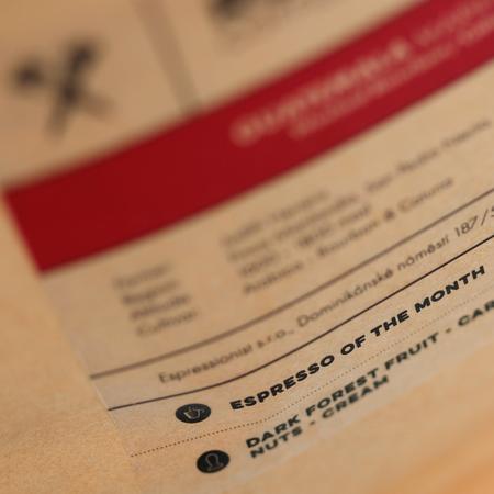 ESPRESSO MIESIĄCA: Rusty Nails - Guatemala Marilandia 1 kg