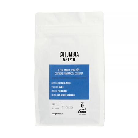 Good Coffee - Kolumbia San Pedro