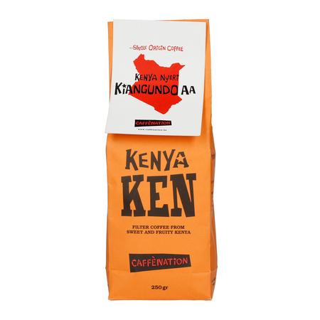 Caffenation - KEN Kenya Nyeri Kiangundo AA