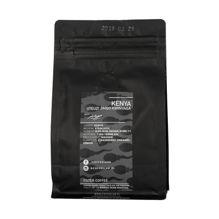 Coffeelab - Kenia Uteuzi Jimbo Kirinyaga