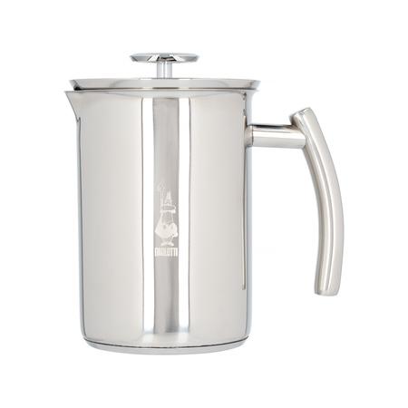 Bialetti Cappuccinatore Acciaio - ręczny spieniacz do mleka 330 ml